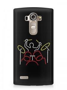 dobos dob mintás LG G4 tok hátlap