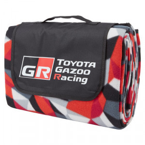 Toyota Piknik pléd, toyota gazoo racing