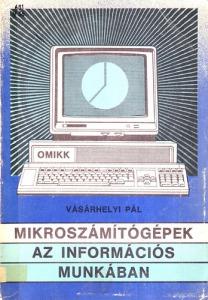 Mikroszámítógépek az információs munkában