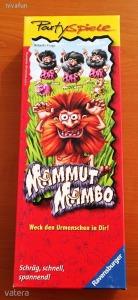 Ravensburger Mamut mambó zseniális őskori partijáték 10+