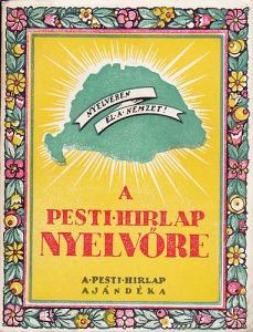 A Pesti Hírlap nyelvőre