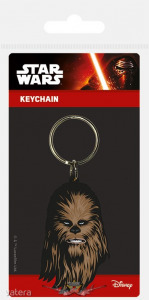 STAR WARS - Chewbacca. kulcstartó