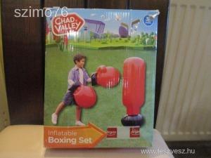 Chad Valley felfújható box készlet gyerekeknek -ÚJ (B109.)