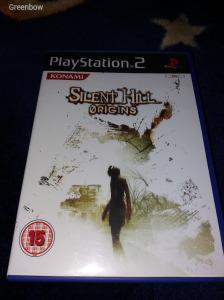 Silent hill Origins ps2 játék