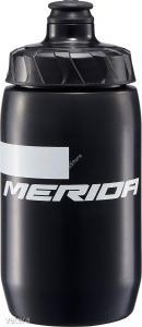 MERIDA Kulacs ME fekete, 500ml Stripe (fehér Merida logóval) 2123003693