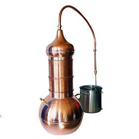 Aromatorony ARMTK24-I Hazai Pálinkafőző készülékhez 24L illóolaj készítéséhez kiegészítő elem