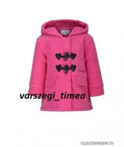 S Oliver Pink kislány kabát