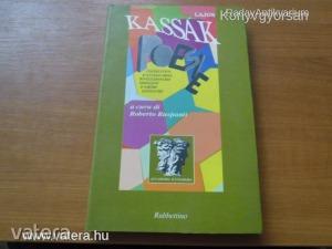 Lajos Kassák: Poesie (Olasz-Magyar kétnylvű kiadás) (*98) - Vatera.hu Kép