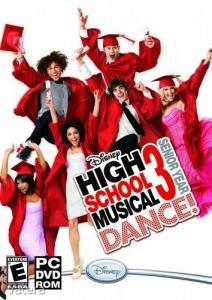 PC  Játék High School Musical 3 Senior Year DANCE - 60070