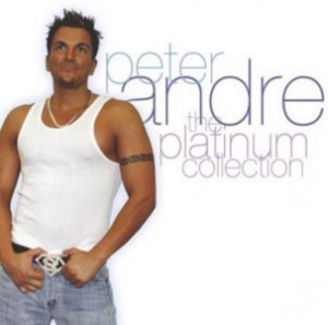 PETER ANDRE - The Platinum Collection CD