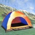 Családi 4 személyes sátor / 3 perc alatt felállítható! 200x200x135cm