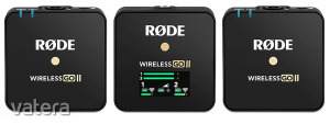 RODE - WIRELESS GO II