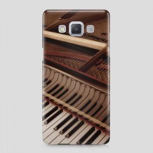 zongora mintás Samsung Galaxy J5 tok