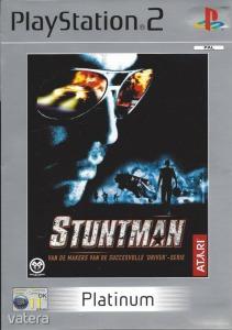 PS2  Játék Stuntman Platinum