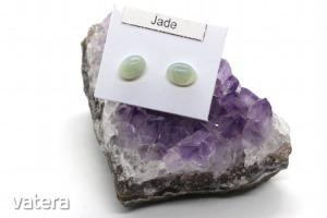 Jade ovál füli