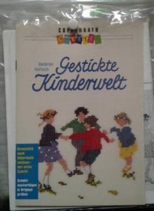 Heidrun Holtsch: Gestickte Kinderwelt