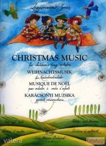 Karácsonyi muzsika gyermek-vonószenekarra