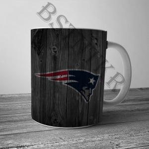 New England Patriots mintás bögre