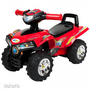 Gyerek négykerekű jármű Bayo piros