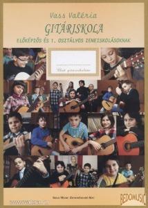 Gitáriskola előképzős és 1. osztályos zeneiskolásoknak