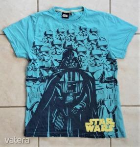 Eredeti Starwars Darth Wader Sith C&A kék póló, 134-140