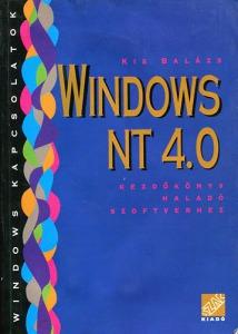 Windows NT 4.0 - Kezdőkönyv haladó szoftverhez