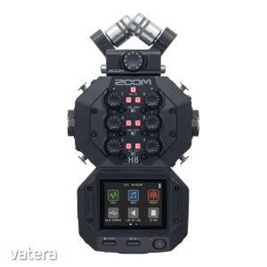 Zoom - H8 Kézi hangfelvevő és USB hangkártya