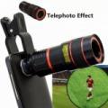Mobiltelefon Objektív Lencse