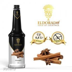 Eldorado Fahéj szirup 0,8 L