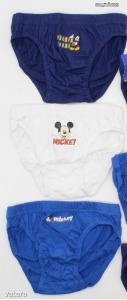 Mickey egér mintás alsónadrág (92/98,98/104,110/116)