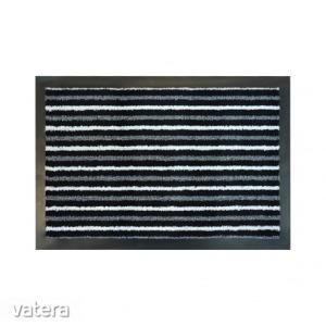 Lábtörlő  NEON antracit Fluorescencyjna, 80x120 cm