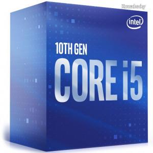 Intel Core i5-10400F 2,9GHz 12MB LGA1200 BOX BX8070110400F