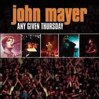 JOHN MAYER - Any Given Thursday CD - Vatera.hu Kép