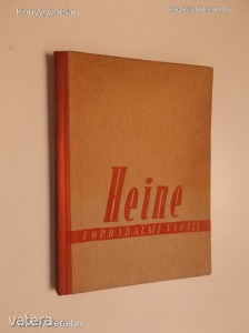 Heine forradalmi versei (*611) - Vatera.hu Kép