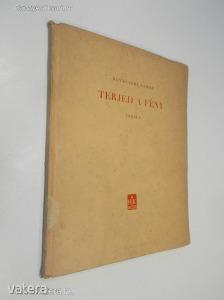 Devecseri Gábor: Terjed a fény / 1. kiadás 1950 (*87) - Vatera.hu Kép