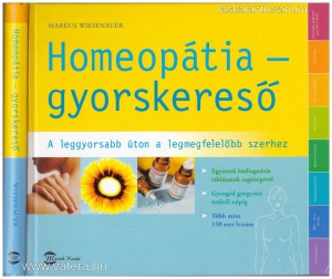 Markus Wiesenauer: Homeopátia - gyorskereső