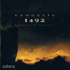 Vangelis: 1492 – Conquest Of Paradise (Music From The Original Soundtrack)