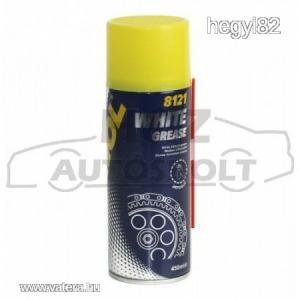 Mannol fehér zsír spray 450ml