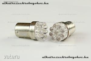 Izzó szett 10W 9 LED-es BA15S RV-06-03-10