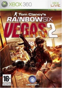 XBOX 360 Játék Tom Clancys - Rainbow Six - Vegas 2