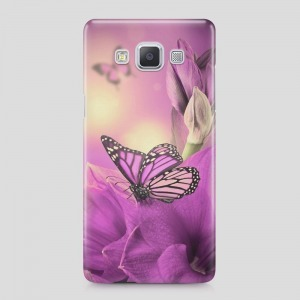 pillangós mintás Samsung Galaxy A3 (2015) tok