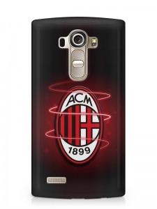 AC Milan mintás LG G3 tok hátlap