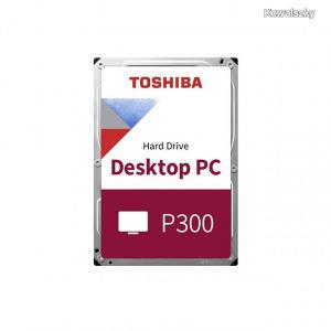 Toshiba 4TB 5400rpm SATA-600 128MB P300 HDWD240UZSVA