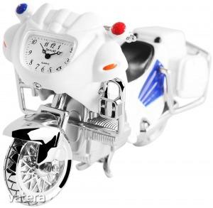 Tavolino miniatűr motor óra