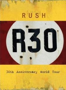RUSH - R30 30th Anniversary World Tour /2dvd/ DVD