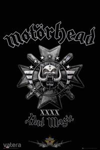 Motorhead - Bad Magic. plakát, poszter
