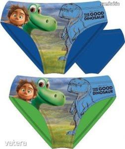 Disney The Good Dinosaur, Dínó Tesó gyerek fürdőruha úszó alsó bugyi 98-128cm Kép
