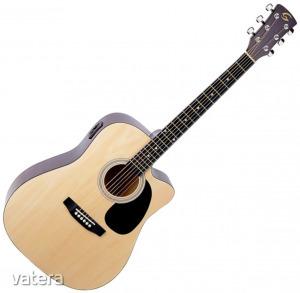Soundsation - Yosemite-DNCE-NT akusztikus gitár elektronikával natúr - 36900 Ft Kép