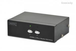 Digitus VGA Switch, 2 inputs, 1 output DS-44100-1
