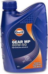 Gulf Gear MP 80W90 hajtómű olaj 1L